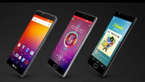 Blu Phones no podrá vender más móviles en Amazon.