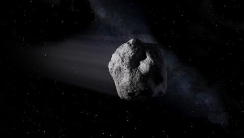 Proyecto de la NASA para proteger la Tierra contra asteroides.
