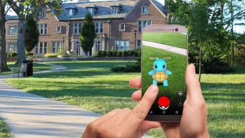 Novedades en Pokémon GO.