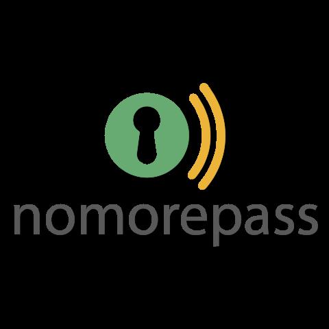 Logo de NoMorePass