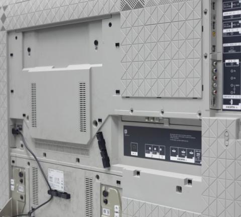 conexiones Sony KD-55XE9305