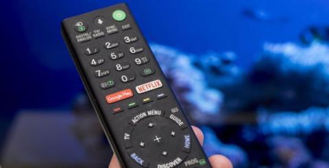 mando a distancia Sony KD-55XE9305