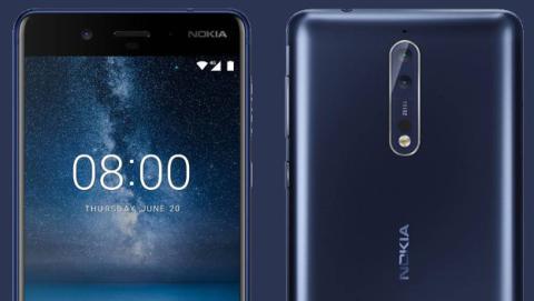 Nokia 8: características y fecha de lanzamiento.