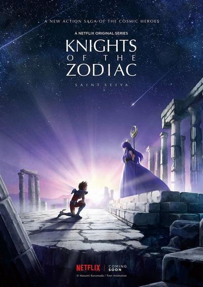 El remake de Los Caballeros del Zodiaco Saint Seiya, en Netflix