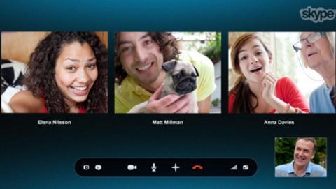 Skype ya permite pagar con Paypal durante una conversación