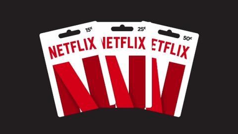 Cómo usar las nuevas tarjetas regalo de Netflix