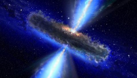 Pruebas con energía oscura confirman que el universo esta en expansión