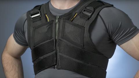 Ingenieros han inventado esta ropa interior inteligente que previene dolores de espalda como el lumbago