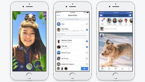 Facebook Stories llegará a tu escritorio