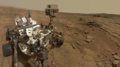 Celebra el quinto cumpleaños del robot Curiosity con un juego gratuito