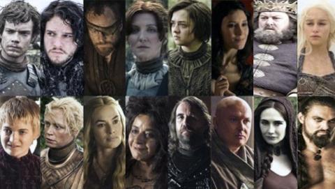 Personajes de Juego de tronos