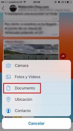 Actualización de WhatsApp permite fijar chats y enviar fotos en grupo
