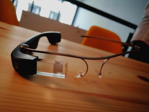 Google Glass 2 Enterprise Edition
