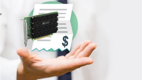 Los SSD Seagate pueden ser los de más capacidad y más velocidad de 2018.