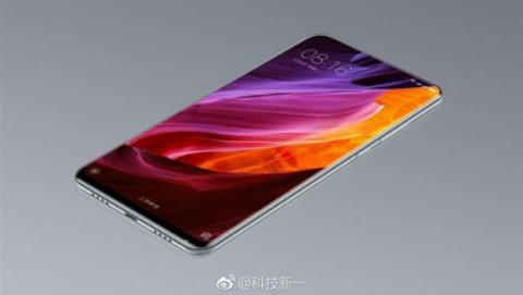 Así sería el Xiaomi Mi Mix 2.