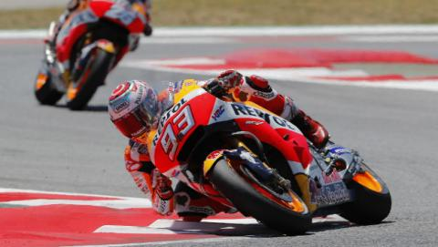 Cómo ver la carrera de motos en directo gratis.