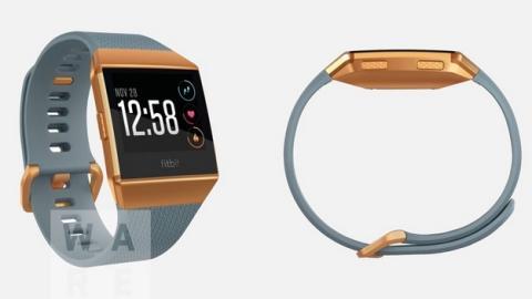 Se filtra el nuevo smartwatch de Fitbit con el sello de Pebble