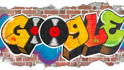 Google Doodle Hip Hop