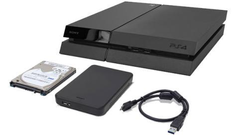 Cómo conectar un disco duro externo a una PS4 PRO