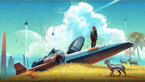 Masivo parche de No Man's Sky añade multijugador, misiones y mucho más