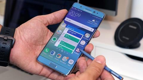 El Samsung Galaxy Note 8 pasa Geekbench, y decepciona