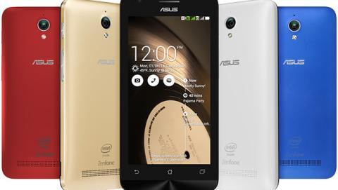 Estos son todos los Asus Zenfone 4 que verás en el mercado