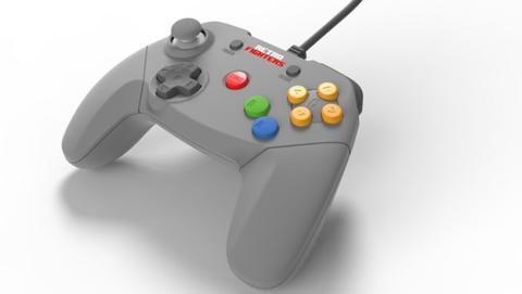 Este es el mando de Nintendo 64 que siempre quisiste tener