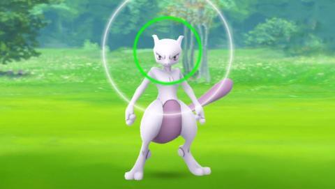 Mewtwo llega a Pokémon GO y se puede atrapar, aunque no en España.