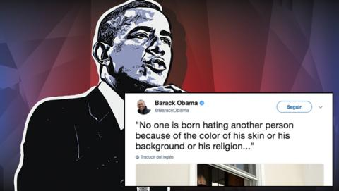 Obama consigue el tweet con más Me gusta de la historia de Twitter