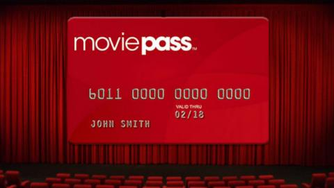 MoviePass ofrece tarifa plana de cine por sólo 10$.