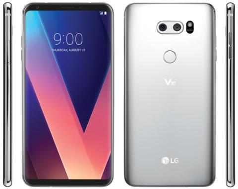 El LG V30 que ha filtrado evleaks