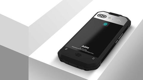 AGM X2, altas prestaciones en un móvil que lo aguanta todo