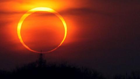 ver Eclipse solar 2017 Twitter