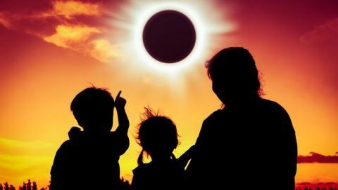 Dónde y cómo ver el eclipse solar del 21 de agosto de 2017