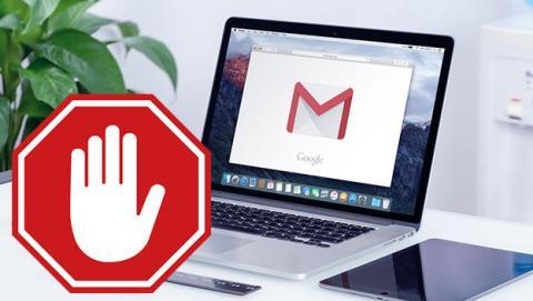 Cómo bloquear o desbloquear contactos de correo en Gmail