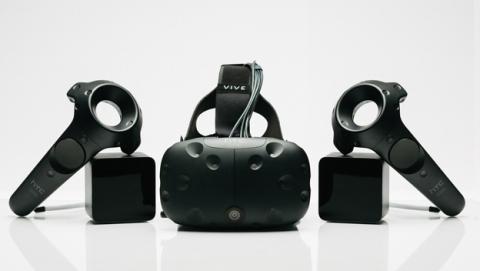 Las gafas HTC Vive reciben un descuento en la tienda oficial