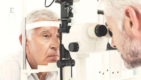 examen ocular alzheimer