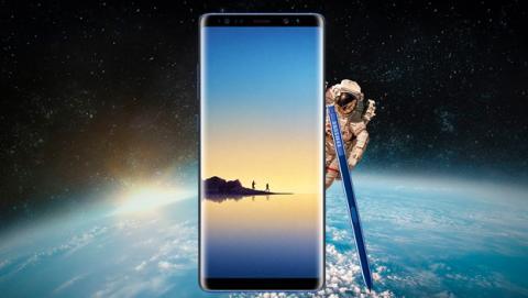 Cómo ver en directo online la presentación del Samsung Galaxy Note 8
