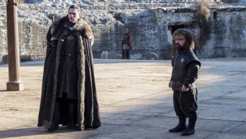 HBO publica imágenes del final de la séptima temporada de Juego de Tronos