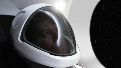 Elon Musk enseña por Instagram la primera foto de sus trajes espaciales