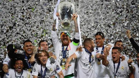 Real Madrid sorteo Champions