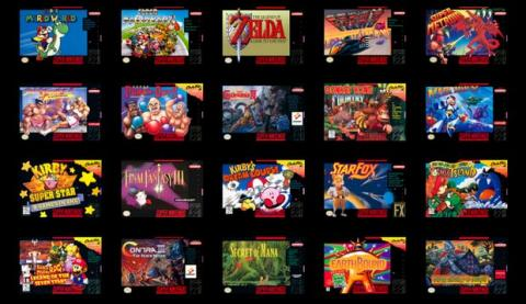 10 secretos de la Super Nintendo Mini