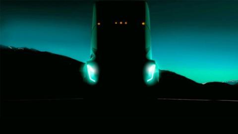 La autonomía que alcanzará el camión eléctrico de Tesla