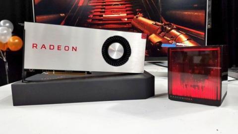 Se dispara el precio de las gráficas Radeon RX Vega