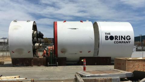 The Boring Company tiene luz verde para construir su primer túnel
