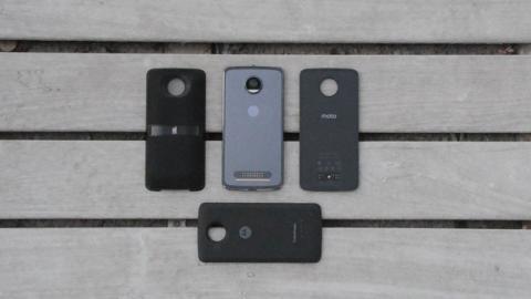 Moto Mods, los módulos del móvil modular de Motorola