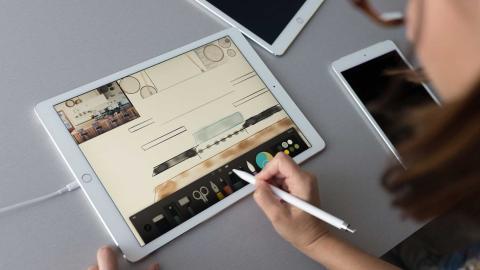 Futuros iPhone contarían con soporte para lápiz táctil