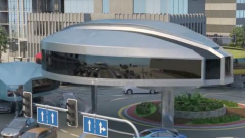 Este Gyrocar podría revolucionar los medios de transporte