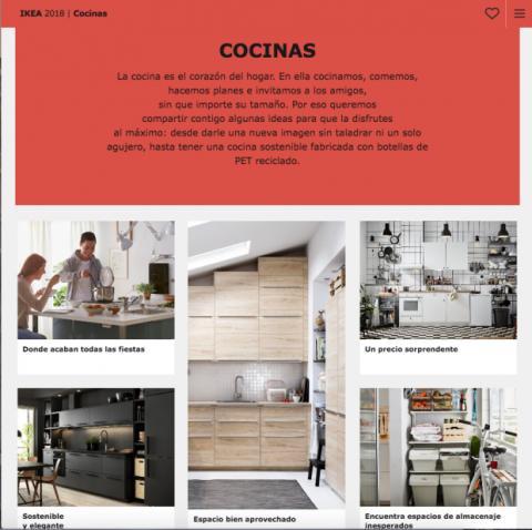 Cómo descargar gratis el catálogo de IKEA 2018 o pedir uno