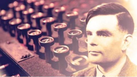 Turing cartas secretas hablando de inteligencia artificial